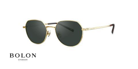 عینک آفتابی چند ضلعی پلاریزه بولون - BOLON BL7112 - عینک وحدت - عکس زاویه سه رخ