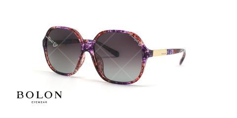 عینک آفتاب بولون - BOLON BL2510 - عکاسی وحدت - عکس زاویه سه رخ
