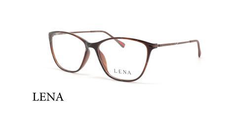 عینک طبی لنا - LENA LE340 - عکاسی وحدت - عکس زاویه سه رخ