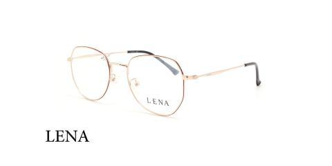 عینک طبی لنا - LENA LE458 - عکاسی وحدت - عکس زاویه سه رخ