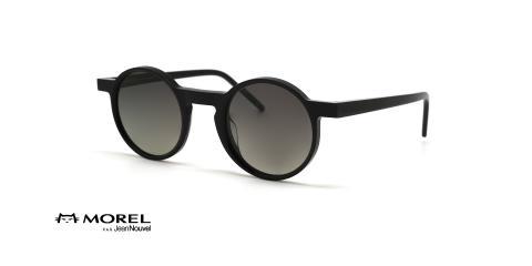 عینک آفتابی گرد جین نوول - Jean Nouvel 90009C - عکس از زاویه سه رخ