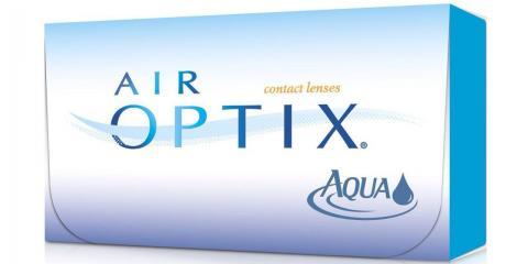 یک لنگه لنز طبی ایر اپتیکس - Contact Lens AirOptix