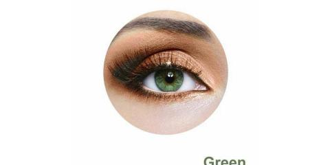 لنز طبی رنگی ایراپتیک - Contact lens Color AirOptix