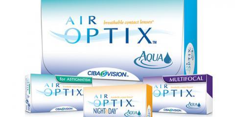 Contact Lens AirOptix6