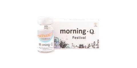 لنز رنگی طبی فصلی مورنینگ - (morning(festival