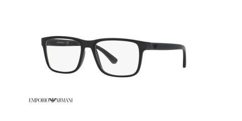 عینک طبی امپریو آرمانی  -EA3103 -عکاسی وحدت - زاویه سه رخ