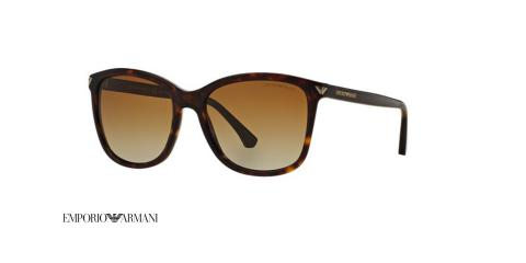 عینک آفتابی امپریو آرمانی  -EA4060 2026t5 -عکاسی وحدت - زاویه سه رخ