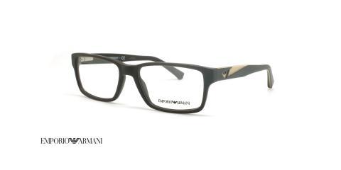 عینک طبی امپریو آرمانی - EMPORIO ARMANI EA3087 - عکاسی وحدت - عکس زاویه سه رخ