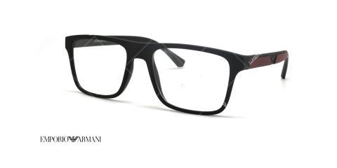 عینک طبی رویه دار امپریو آرمانی - EMPORIO ARMANI EA4115 - عکاسی وحدت - عکس زاویه سه رخ