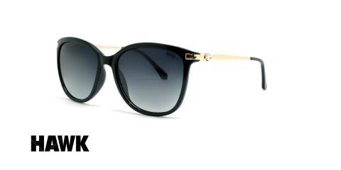 عینک آفتابی هاوک - HAWK HW1553 - عکاسی وحدت - عکس زاویه سه رخ