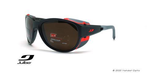 عینک آفتابی ورزشی جولبو - مدل Explorer - عکاسی وحدت - زاویه سه رخ
