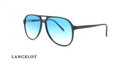 عینک آفتابی لنسلوت - LANCELOT 3758- عکاسی وحدت - عکس زاویه سه رخ