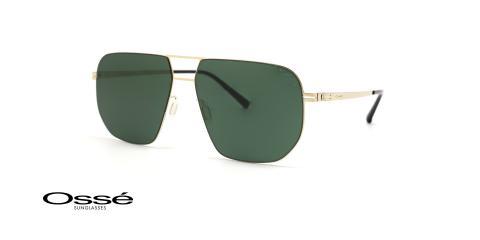 عینک آفتابی خلبانی اوسه - Osse OS3009 - عکاسی وحدت - عکس زاویه سه رخ