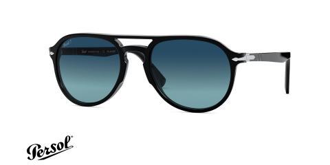 عینک آفتابی پرسول مدل پروفسور- PO3235S - El Profesor Sergio Casa De Papel
