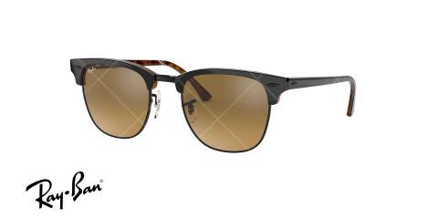 عینک آفتابی کلاب مستر ریبن - CLUBMASTER COLOR MIX RB3016 - عکس زاویه سه رخ