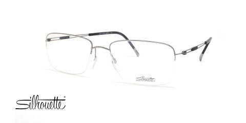 عینک طبی زیر گریف سیلوئت - Silhouette 5279 - عکاسی وحدت - عکس زاویه سه رخ