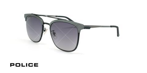 عینک آفتابی پلیس - POLICE SPL569v -فریم مشکی- عکاسی وحدت - زاویه سه رخ
