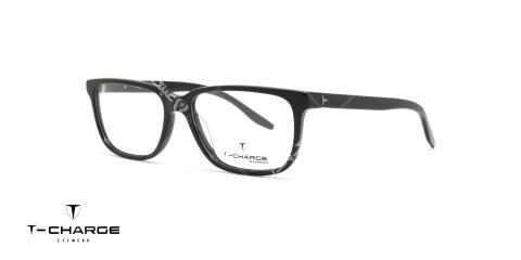 عینک طبی تی شارژ T Charge t6074 A01 - عکاسی وحدت - زاویه سه رخ
