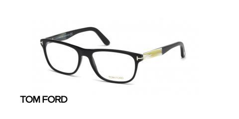 عینک طبی تام فورد - TOM FORD TF5430 -عکاسی وحدت - عکس زاویه سه رخ