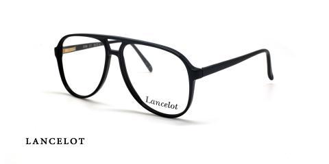 عینک طبی لنسلوت مدل پروفسور -  LANCELOT 3758 professor - عکاسی وحدت - عکس زاویه سه رخ