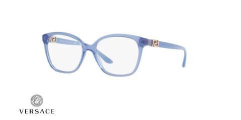 عینک طبی ورساچه - versace ve3235b - عکاسی وحدت - عکس زاویه سه رخ