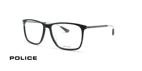 عینک طبی پلیس - POLICE VPL689 MARK2 - عکاسی وحدت - عکس زاویه سه رخ