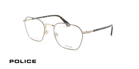 عینک طبی  پلیس - POLICE VPL882 - عکاسی وحدت - عکس زاویه سه رخ