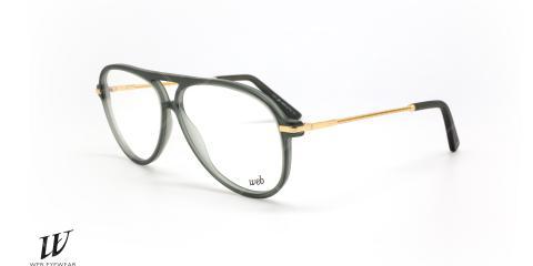 عینک طبی وب - WEB WE5146 - عکاسی وحدت - عکس زاویه سه رخ
