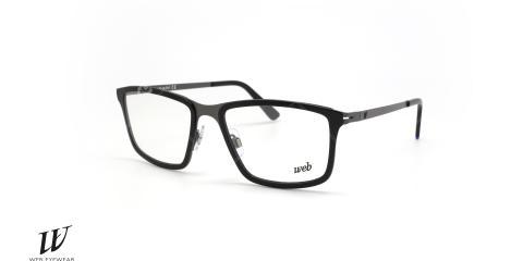 عینک طبی وب - WEB WE5178 - عکاسی وحدت - عکس زاویه سه رخ