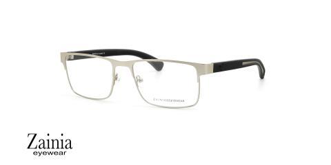 عینک طبی مستطیلی شکل زینیا Zainia Z1129 - عکاسی وحدت - زاویه سه رخ