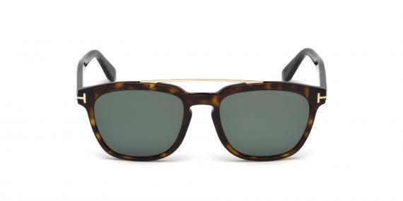 عینک آفتابی تام فورد مدل دو پل - فلزی بالا کائوچویی پایین