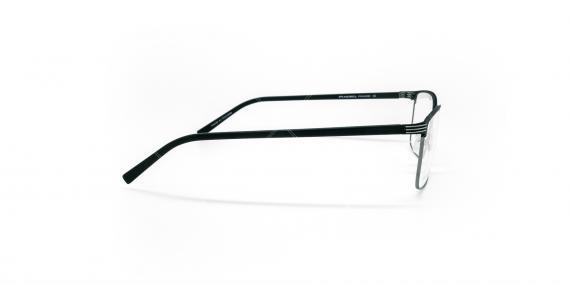 عینک طبی لایتک -  LIGHTEC 30128L - عکاسی وحدت - مشکی - عکس زاویه بقل