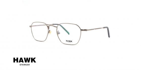 عینک طبی هاوک - HAWK HW 7146 - عکاسی وحدت - زاویه سه رخ
