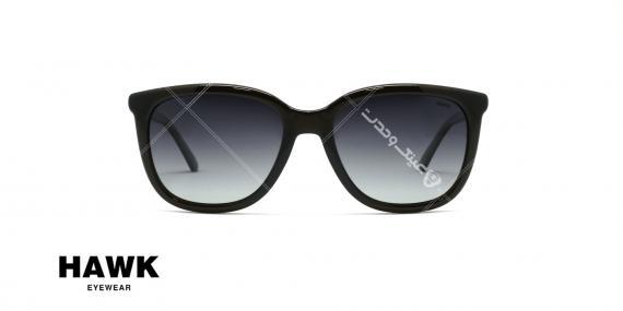 عینک آفتابی مربعی هاوک HAWK 1640- عکاسی وحدت - عکس از رو به رو