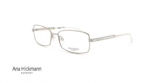 عینک طبی مستطیلی آناهیکمن - ANA HICKMAN AH - عکاسی وحدت - عکس زاویه سه رخ