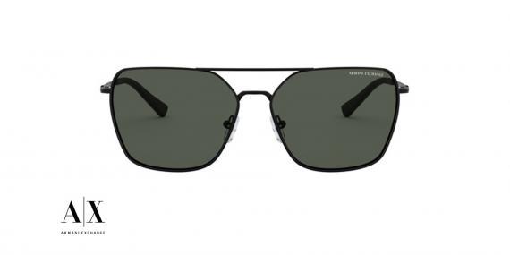 عینک آفتابی آرمانی اکس چنج - ARMANI EXGHANGE AX2029S - عکاسی وحدت-عکس زاویه روبرو