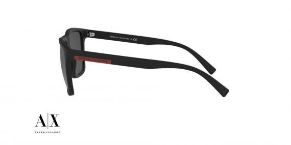 عینک آفتابی آرمانی اکس چنج - ARMANI EXGHANGE AX4080S - عکاسی وحدت - عکس زاویه کنار