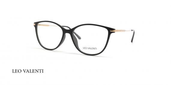 عینک طبی لئو ولنتی - LEOVALENTI LV465 - عکاسی وحدت - عکس زاویه سه رخ