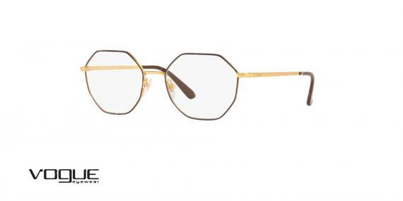 عینک طبی چند ضلعی وگ- VOGUE VO4094 - عکاسی وحدت - عکس زاویه سه رخ