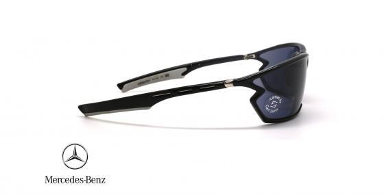 عینک آفتابی بنز -  MERCEDES BENZ MB50701 - عکاسی وحدت - عکس زاویه کنار