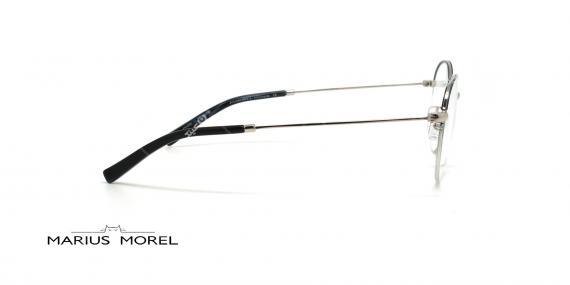 عینک طبی زیرگریف مورل -   MARIUS MOREL 60052M - عکاسی وحدت - عکس زاویه کنار