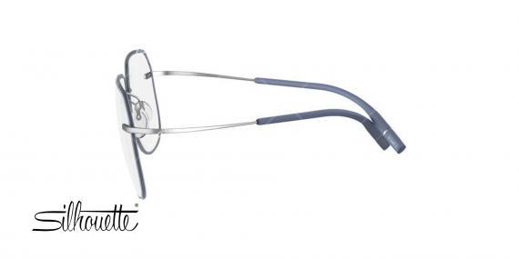 عینک طبی سیلوئت - Silhouette 5518FY- عکاسی وحدت - عکس زاویه کنار
