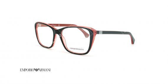 عینک طبی امپریو آرمانی - EMPORIO ARMANI EA3083 - عکاسی وحدت - عکس از زاویه سه رخ