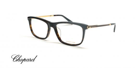 عینک طبی شوپارد - CHOPARD VCH202 - عکاسی وحدت - عکی زاویه سه رخ