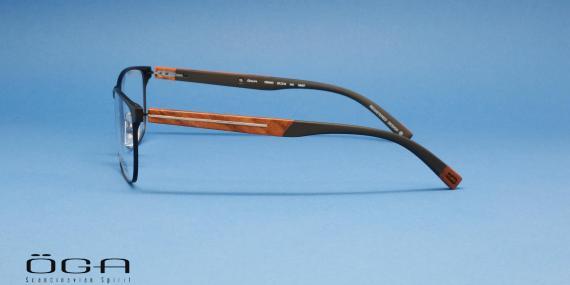 عینک طبی اوگا مدل 10044 - عکس از زاویه کنار