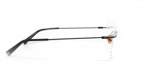 عینک طبی گریف زایس ZEISS ZS50006 - طلایی مشکی - عکاسی وحدت - زاویه کنار