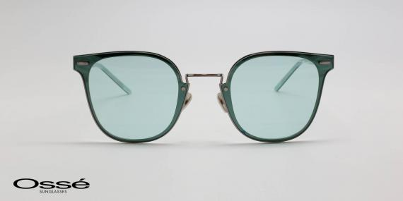 عینک آفتابی اوسه مدل OS2618 با کد رنگ 01 زاویه رو به رو - عکاسی شده توسط اپتیک وحدت