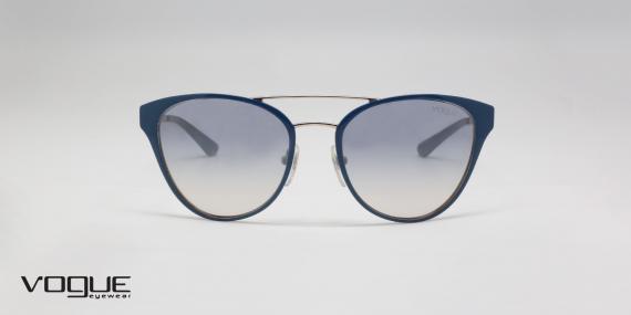 عینک آفتابی وگ مدل VO 4078-S با کد رنگ 50707B زاویه رو به رو - عکاسی شده توسط اپتیک وحدت