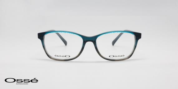 عینک طبی مسطتیل شکل Osse - اوپتیک وحدت- زاویه روربرو