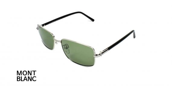 عینک آفتابی  مونت بلانک-MONTBLANC B503-16RM - اپتیک وحدت - عکس زاویه سه رخ